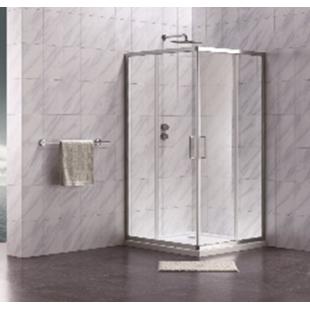Душевая кабина Koller Pool квадратная 90*90*190 см, стекло grape, S90SG