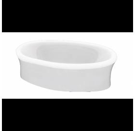 Панель Koller Pool Round овальная отдельностоящая 180*90