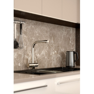 Смеситель кухонный с подключением к фильтру KOLLER POOL Design Plus, DS0200