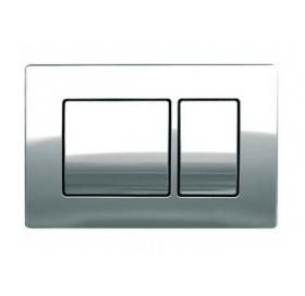 Кнопка смыва (KVADRO CHROME) для инсталляции Koller Pool ST1200