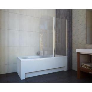 Шторка на ванну Koller pool QP95 L/R TRANSPARENT