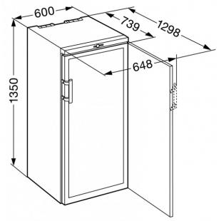 Винный шкаф Liebherr WKb 3212