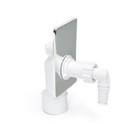 Сифон для  подключение к стиральной машине к канализации D50  CH-511