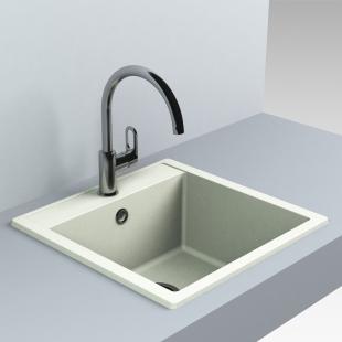Кухонная мойка Miraggio Bodrum 510 Жасмин
