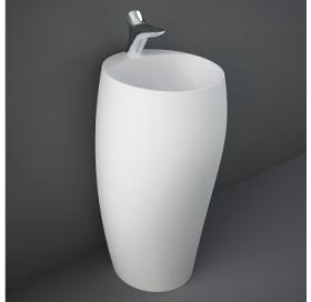 Умывальник RAK Ceramics Cloud монолитный напольный CLOFS5001500A матовый