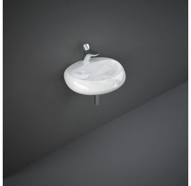 Умывальник RAK Ceramics Cloud 55 CLOWB5501AWHA