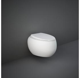 Унитаз подвесной RAK Ceramics Cloud CLOWC1446500A матовый
