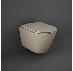Унитаз подвесной RAK Ceramics Feeling RST23514A
