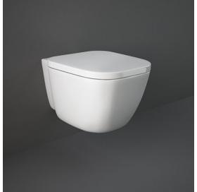 Унитаз подвесной RAK Ceramics ONE EL13AWHA