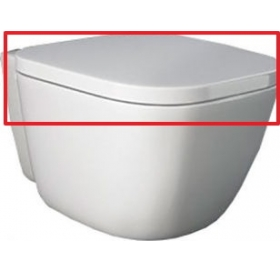 Сиденье для унитаза RAK Ceramics ONE  ONSC00004/N Slim Soft Close