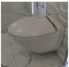 Унитаз подвесной RAK Ceramics Reserva RS13AWHA