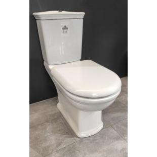 Сиденье для унитаза RAK Ceramics Washington YFG173A Duroplast Soft Close