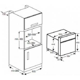 Микроволновая печь встраиваемая Teka MWR 32 BIA 40586036