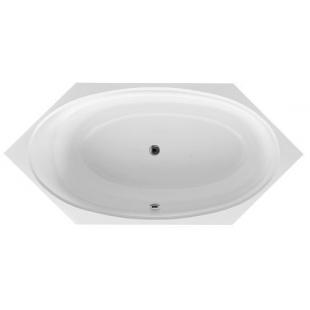 Ванна VILLEROY&BOCH CETUS 210*100см шестиугольная BQ210CEU6V-01