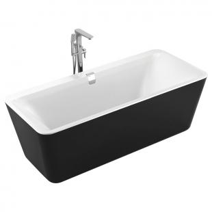 Ванна VOLLE отдельностоящая акриловая 1800*800*620 мм, 12-22-110black