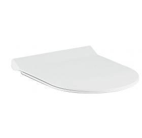 Сиденье для унитаза VOLLE Solar slim slow-closing, 13-93-053
