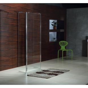 Стенка для душа VOLLE WALK-IN 300*1900 мм прозрачная безопасное стекло, 18-07-30