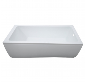 Ванна VOLLE LIBRA 1700*700*458мм без ножек, TS-1770458