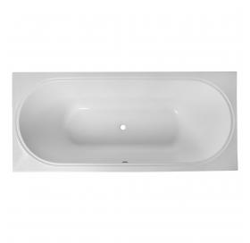 Ванна акриловая VOLLE OLIVA 1800*800*500 мм без ножек, TS-1880500