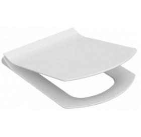 Сиденье для унитаза Idevit Vega Soft Close Slim 53-02-06-003