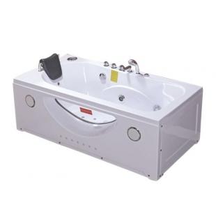 Ванна IRIS TLP-633-G прямоугольная с гидромассажем 168*85*66 мм