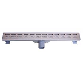 Трап NOVA 5074 70х600 с решеткой из нержавеющей стали