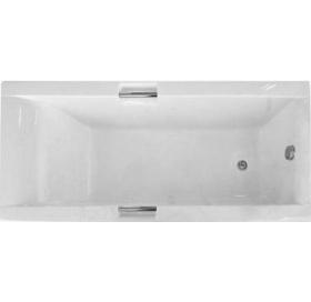 Ванна Triton Александрия 1500х750х650  прямоугольная (ванна+каркас+лицевой экран+слив-перелив)
