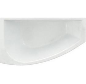 Ванна Triton Бэлла правая 1400х750х600 асимметричная (ванна+каркас+лицевой экран..