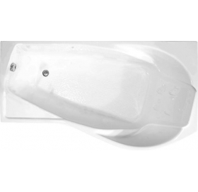 Ванна Triton Мишель Левая 1700х960х600 асимметричная (ванна+каркас+лицевой экран..