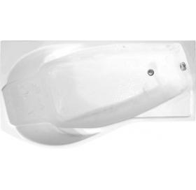 Ванна Triton Мишель правая 1700х960х600 асимметричная (ванна+каркас+лицевой экра..