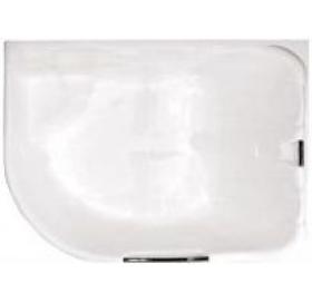 Ванна Triton Респект Левая 1800х1300х750 асимметричная (ванна+каркас+лицевой экр..
