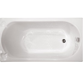 Ванна Triton Лу-лу 1300х700х575  прямоугольная (ванна+каркас+лицевой экран+слив-..