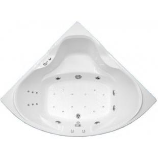 Гидроаэромассажная ванна Triton Троя 1500х1500х630 (гидро+спинной+аэро)