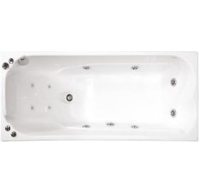 Гидроаэромассажная ванна Triton Чарли 1500х700х680(гидро+спинной+аэро)
