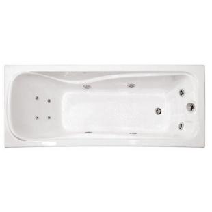 Гидромассажная ванна Triton Кэт 1500х700х560 (гидро+спинной)