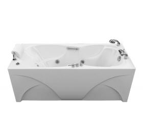 Гидромассажная ванна Triton Цезарь 1800х800х645 (гидро+спинной)