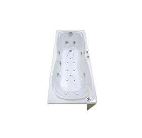 Гидроаэромассажная ванна Triton Эмма 1700х700х620  (гидро+спинной+аэро)