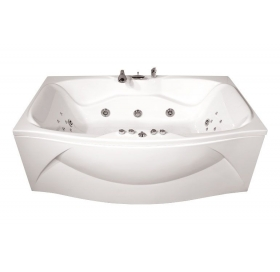 Гидроаэромассажная ванна Triton Оскар 1890х1150х650 (гидро+спинной+аэро)