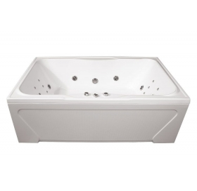 Гидроаэромассажная ванна Triton Соната 1800х1150х610 (гидро+спинной+аэро)