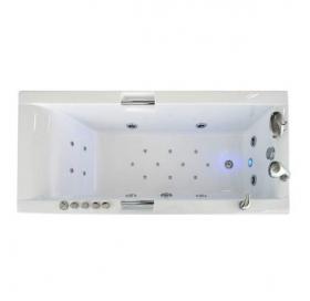 Гидроаэромассажная ванна Triton Александрия 1500х750х650 (гидро+спинной+аэро)