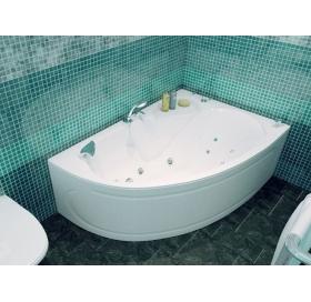 Гидромассажная ванна Triton Изабель левая 1700х1000х630  (гидро+спинной)