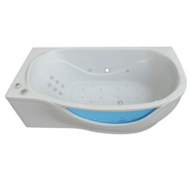 Гидроаэромассажная ванна Triton Милена 1700х960х620 (гидро+спинной+аэро)