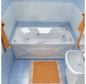 Гидромассажная ванна Triton Валери 1700х850х645 (гидро+спинной)