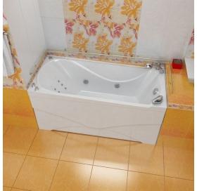 Гидроаэромассажная ванна Triton Вики 1600х750х720  (гидро+спинной+аэро)