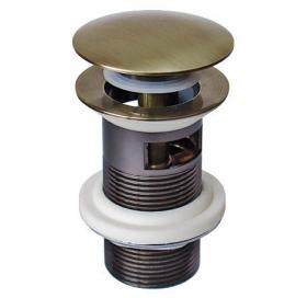Донный клапан Welle для раковины C21031-HO бронза