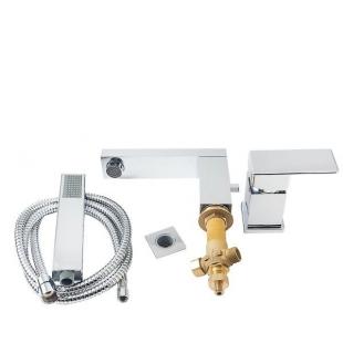 Смеситель Welle для ванны врезной XM28024D-1320B