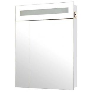 Галерея AQUA RODOS Ника белая 60 см с подсветкой, HC0000022