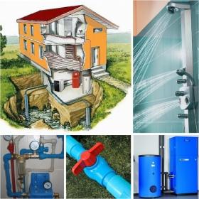 Водопровод и полив