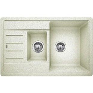 Кухонная мойка Blanco LEGRA 6S Compact SILGRANIT® жасмин, 521305
