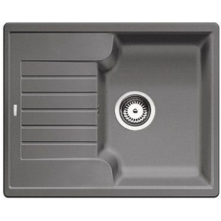 Кухонная мойка Blanco ZIA 40S SILGRANIT® PuraDur® алюметаллик, 516919